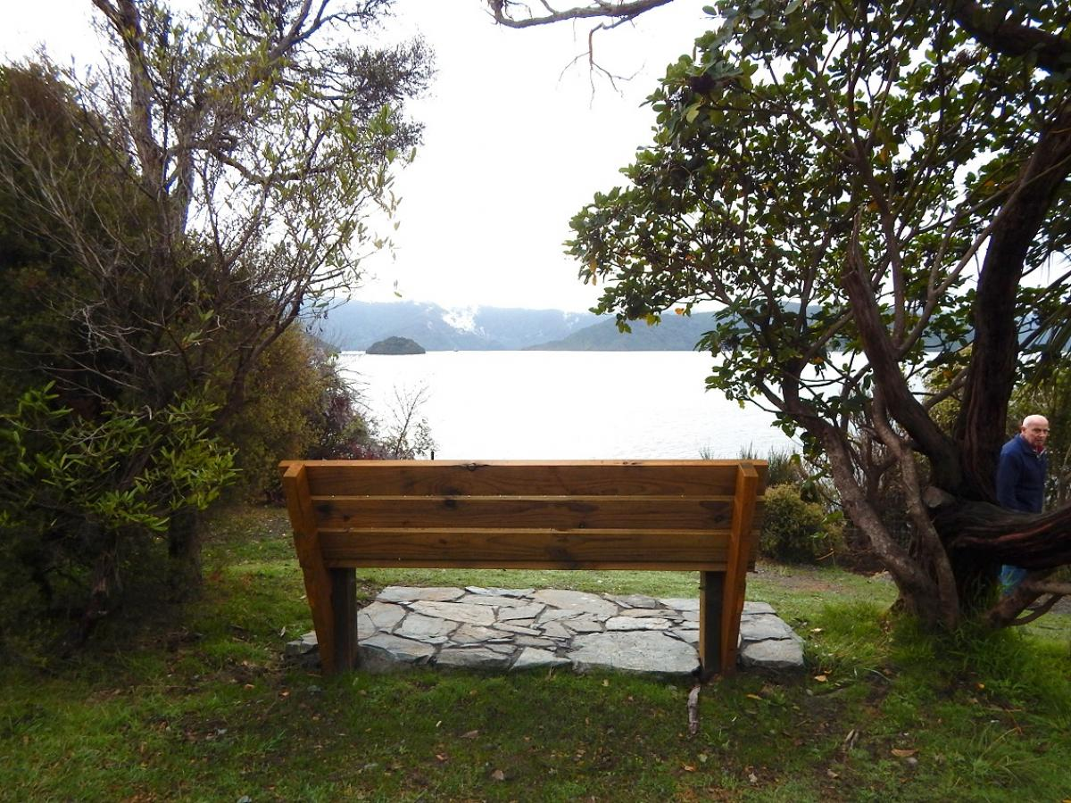Photo Gallery  - Lookout from Karaka Point