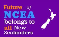 NCEA Have your say